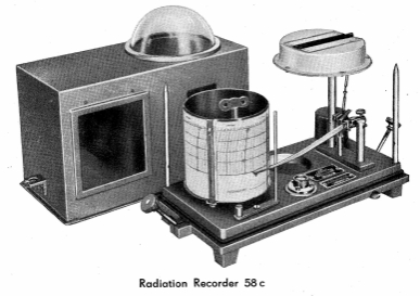 58c - radiation recorder